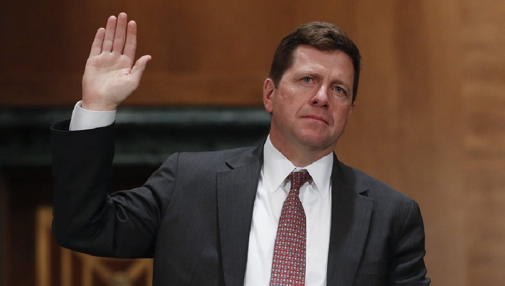 SEC Chief Suggests ICO's Are Securities