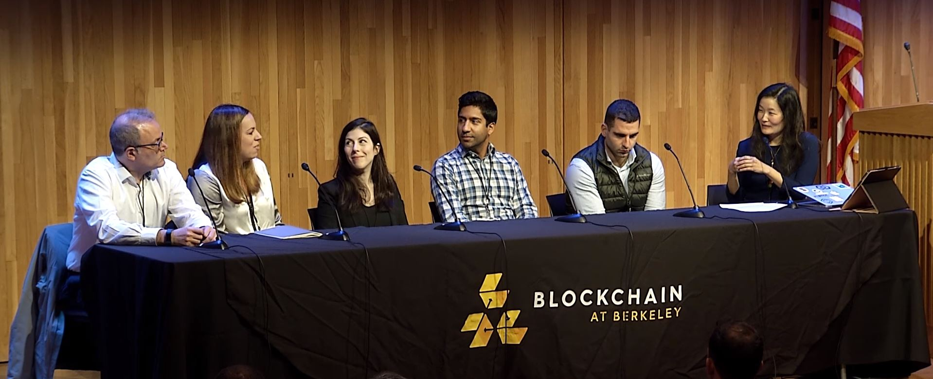 Insights From Lawyers: Blockchain at Berkely's Legal Panel